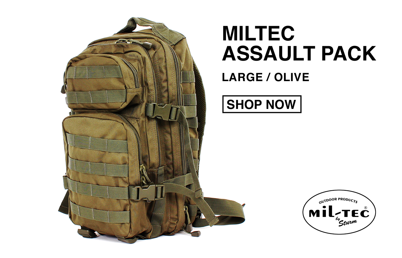Assault Pack large