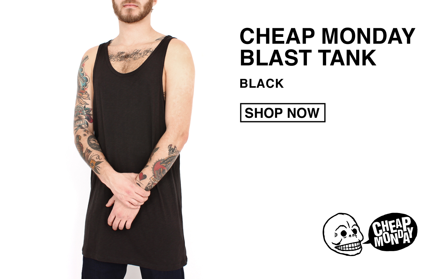 Cheap Monday Blast Tank